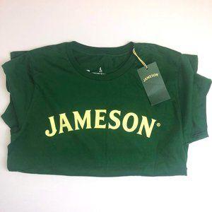 Jameson Irish Whiskey Women's T-shirt Organic Cotton